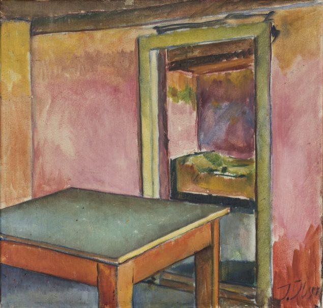 Immanuel Ibsen Stille Uro Kunsten Nu Online Magasin Og Kalender For Billedkunst