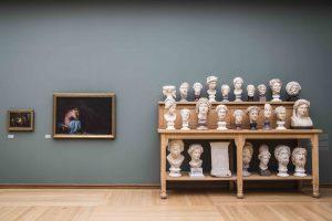 Dansk kunst fra det 19. århundrede