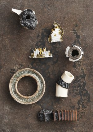 Material World – Årets afgangsprojekter i keramik