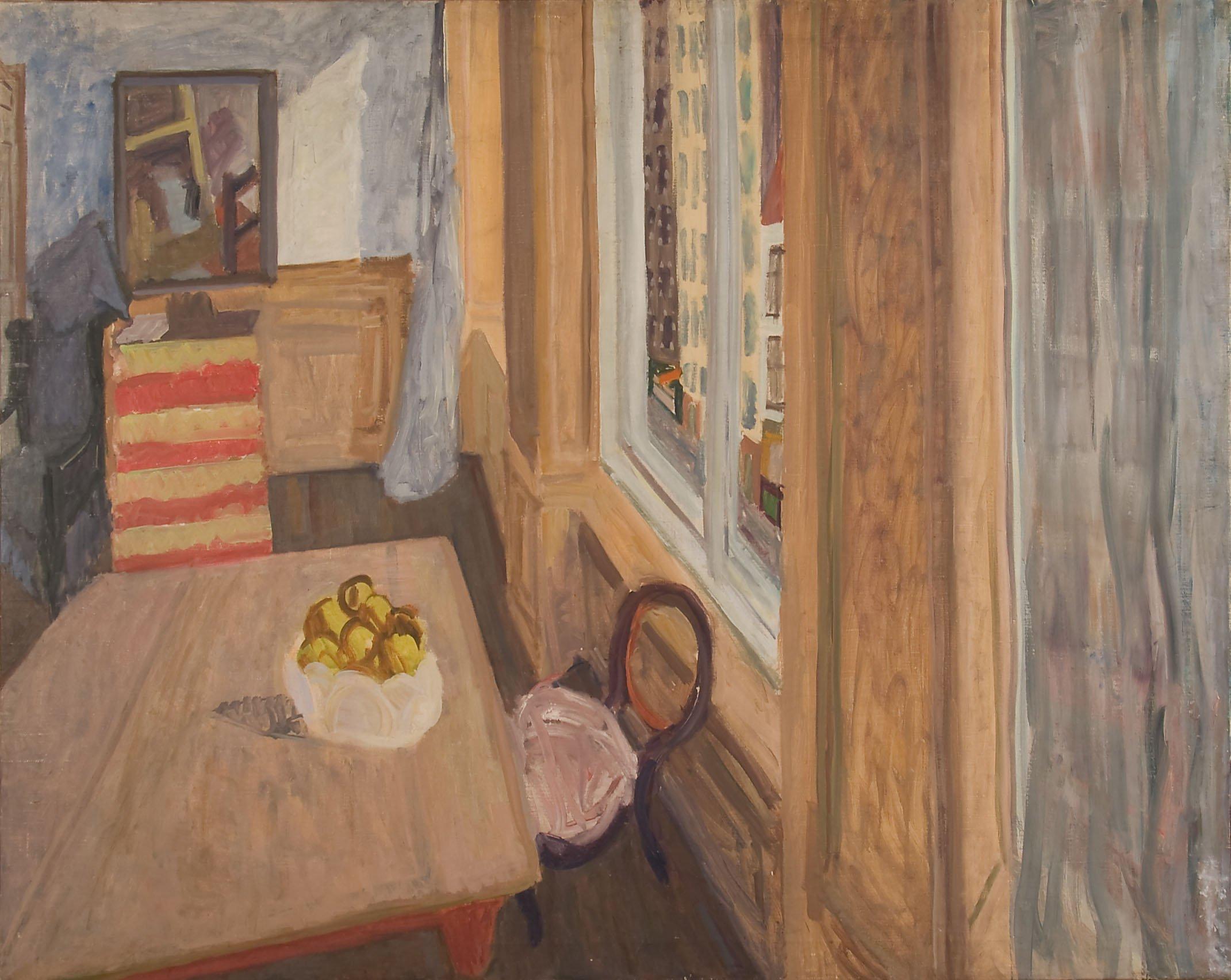 Maleri af Anna Klindt Sørensen