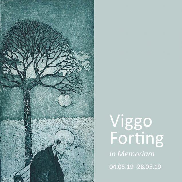 Viggo Forting in Memoriam. Pressefoto