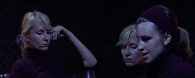 Magdalena von Rudys (PL/D) video Persona Syndrom, 2005. – Stillbillede.