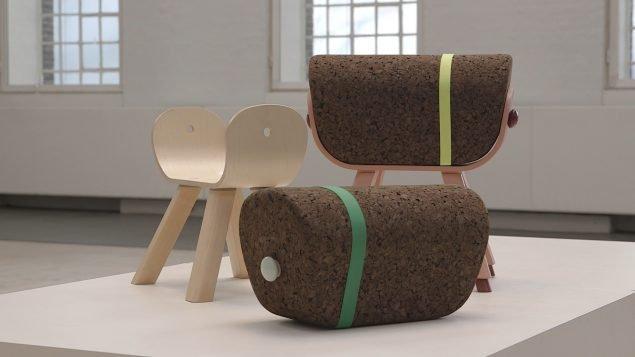 Rikke Frost. Børnemøbel. Pressefoto