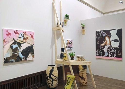 Hans Alf Gallery. Mie Olise Kjærgaard. Pressefoto