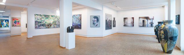 Waou udstilling i galleri NB. Pressefoto