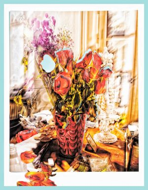 Per Morten Abrahamsen: PAPER FLOWERS