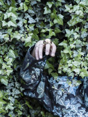 Molly Haslund: Teenagere spiser vaffelis