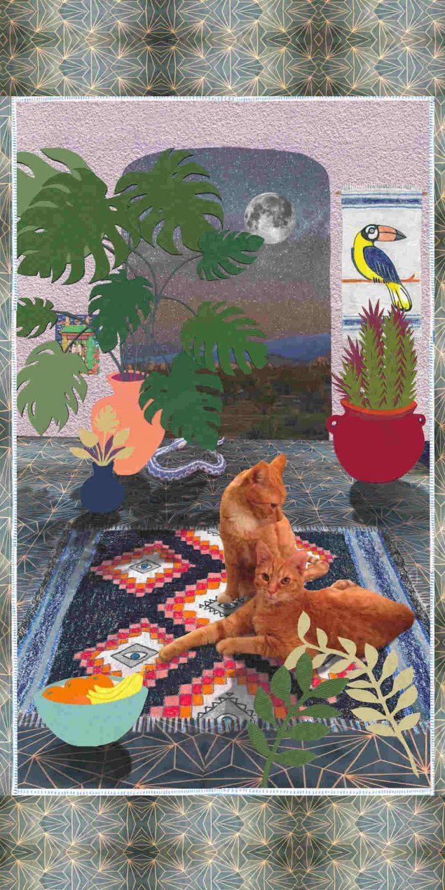 Zoe Friedman, Living Room. Format Artspace
