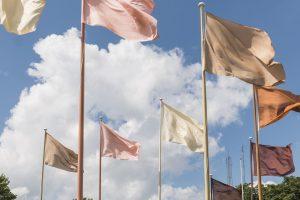 FLAG – objekt, ikon, symbol