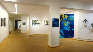 Julestjerner: Galleriets kunstnere