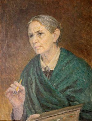 Agnes Smidt. Sønderjyde, kvinde og kunstner