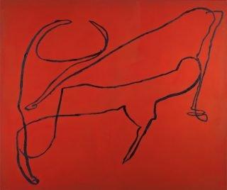 Bentemarie Kjelbæk rød tyr
