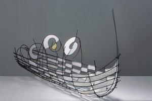 Jane Balsgaard: Skibe i HUSET