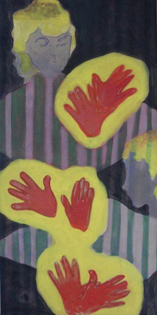 Marie Rud Rosenzweig alice folker gallery udstilling