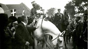 Genforeningen 1920: Fotografier og optagelser fra forløbet efter Første Verdenskrigs afslutning