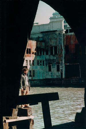 GORDON MATTA-CLARK: UNRAVEL THE UNFOUND