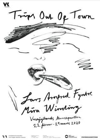 Lars Arnfred Fynboe og Mira Winding: Trips Out of Town