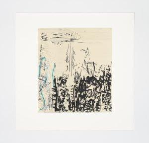 Per Kirkeby: Monoprints