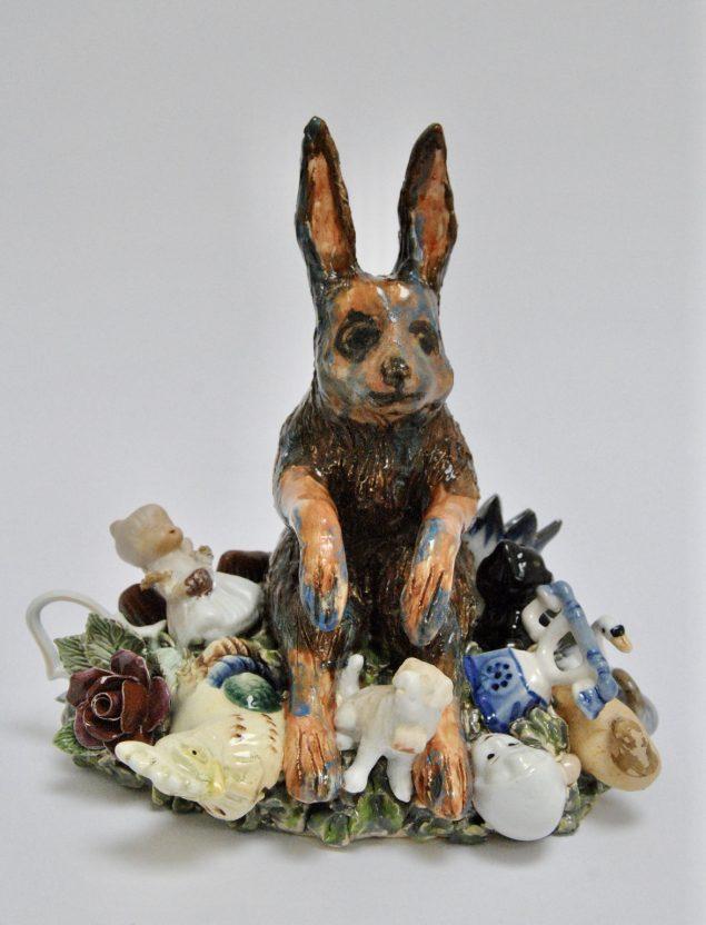 Beate Höing: Bunny. Pressefoto