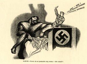 Latterfronten: Politisk satire under 2. verdenskrig og idag