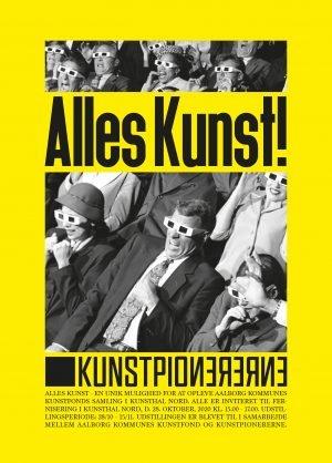 Alles Kunst: Udvalgte værker fra Aalborg Kommunes Kunstfond