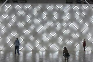 Robert Irwin: Light and Space, 2007. Pressefoto.