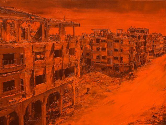 Paco Pomet: Siege, 2020. Pressefoto.