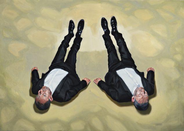 Peter Ravn: Parallel Dreams, 2020. Foto: Dorte Krogh .