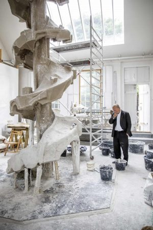 Bjørn Nørgaard:  Huse er den mest udbredte form for monumenter