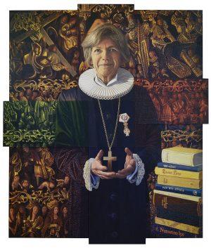 Lars Physant: Det kontrapunktiske portræt: Improvisation og komposition i Lars Physants maleri