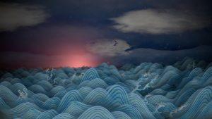 Simone Hooymans: Ancient Waves – Falling Stones