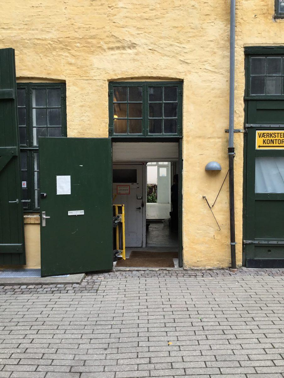 Kunstnerhuset Classensgade