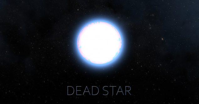 E.C. Prince, <i>Dead Star</i>, 2021